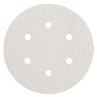 Disc abraziv cu autofixare, pentru vopsea / lac / chit, Klingspor PS 73 BWK, 150 mm, granulatie 180