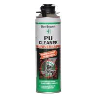 Agent de curatare spuma poliuretanica, Den Braven PU Cleaner Universal, 500 ml