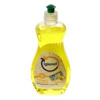 Detergent dezinfectant pentru vase Igienol, parfum lamaie si menta, 500 ml