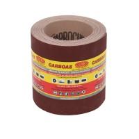 Rola panza abraziva pentru lemn, metale, constructii, Carbochim PES861K, granulatie 150, rola 10 m x 120 mm