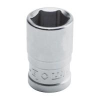 Capat cheie tubulara cu profil hexagonal interior, Mob&Ius, 17 x 1/2 inch
