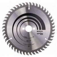 Disc circular, pentru lemn, Bosch Optiline Wood, 2608640732, 160 x 20 mm
