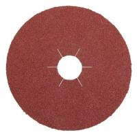 Disc abraziv, pentru metal / otel Klingspor CS 561, 125 x 22 mm, granulatie 36