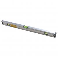 Nivela cu bula, Lumytools LT16552, cu 3 indicatori, din aluminiu, 600 mm