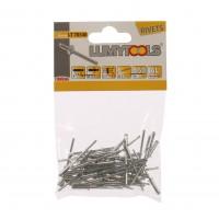 Nituri pop, aluminiu, Lumytools LT70340, 3.2 x 12.7 mm, 50 bucati