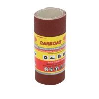 Rola panza abraziva pentru lemn, metale, constructii, Carbochim PESK, granulatie 80, rola 1 m x 120 mm