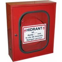 Cutie hidrant neechipata, cu geam si keder, Eurosting, 55 x 22 x 65 cm