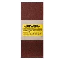 Coala abraziva, pentru slefuire metal / lemn / constructii, Ama, 120 x 280 mm, granulatie 80