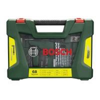Set 68 accesorii, Bosch V-Line, 2607019328