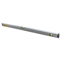Nivela cu bula, Lumytools LT16554, cu 3 indicatori, din aluminiu, 1000 mm