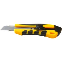 Cutter cu protectie, Lumytools LT76183, 18 mm
