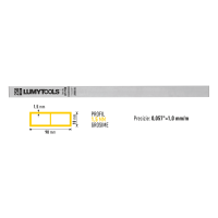 Dreptar aluminiu, pentru constructii, Lumytools LT17725, 2.5 m