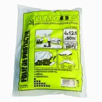 Folie protectie mobilier, Lumytools LT 07662, 0.007 mm, 12.5 x 4 m