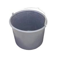 Galeata pentru zugravit, plastic, Lumytools LT06390, 12 L