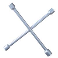 Cheie in cruce pentru roti, Lumytools LT57000, 17 x 19 x 22