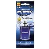 Odorizant auto gel Aroma Car Intenso Parfume, aqua blue