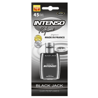 Odorizant auto gel Aroma Car Intenso Parfume, black jack