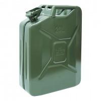 Canistra metalica, pentru combustibil, Carmax 100224, 20 L