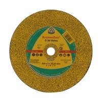 Disc debitare piatra si beton, Klingspor C 24 Extra, 230 x 22.23 x 3 mm