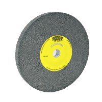 Piatra abraziva pentru rectificare / ascutire widia, metale neferoase, ceramica, Carbochim 22C60M5V1CE, 200 x 20 x 20 mm