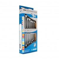 Chei combinate, Unior 603709, 8 - 19 mm, set 8 bucati