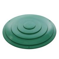 Capac pentru butoi 300 litri Plastor 24182, PEHD, 88 x 3 cm