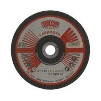 Disc debitare otel, Carbochim 11ABACH1TRS, 180 x 22.2 x 2.5 mm