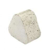 Piatra abraziva, forma inima, pentru slefuit piatra / widia / metale neferoase, Carbochim 21C36P5M, 100 x 60 x 55 mm