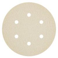 Disc abraziv cu autofixare, pentru vopsea / lac / lemn / chit,  Klingspor PS 33 BK, 150 mm, granulatie 240