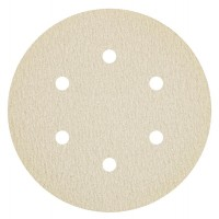 Disc abraziv cu autofixare, pentru vopsea / lac / lemn / chit, Klingspor PS 33 BK, 150 mm, granulatie 180