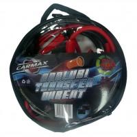 Cablu curent auto Carmax, 400 Ah, 2.5 m, set 2 buc