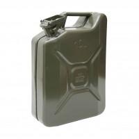 Canistra metalica, pentru combustibil, Carmax, 10 L