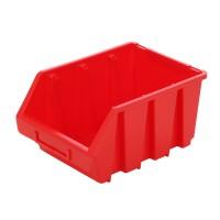 Cutie pentru depozitare, Patrol Ergobox 3, rosu, 170 x 240 x 126 mm