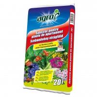Pamant pentru plante cu flori Agro CS 20 l