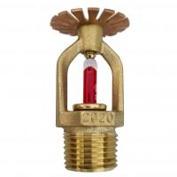 Sprinkler cromat cap in jos K80, Fire Sting, bronz, 1/2 inch, 68 grade
