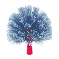 Perie de praf Perind 0630M, sferica, fara coada, polipropilena + PVC, 270 x 300 x 120 mm