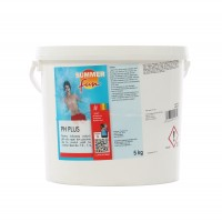 PH plus granulat Summer Fun, pentru apa piscina, 5 kg