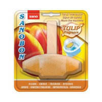Odorizant wc baie Sano Bon Bouquet / Tulip / Strawbery, solid, 55 g