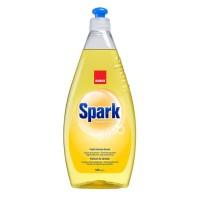 Detergent lichid pentru vase Sano Spark, parfum lamaie, 500 ml