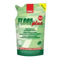 Detergent universal pentru pardoseli Sano Floor Plus, indepartarea gandacilor, 750 ml