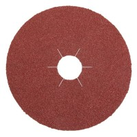Disc abraziv, pentru metal / otel Klingspor CS 561, 115 x 22 mm, granulatie 80