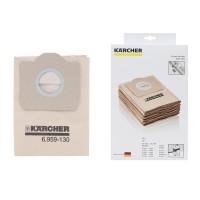 Set 5 saci din hartie, pentru SE 4001/WD3/MV3, Karcher, 6.959-130.0