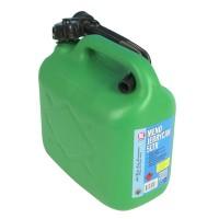 Canistra din plastic, pentru combustibil, All Ride, 5 L + palnie