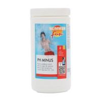 PH minus granulat Summer Fun, pentru apa piscina, 1.5 Kg