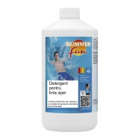 Detergent pentru linie apa piscina, Summer Fun, 1L