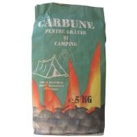 Carbune pentru gratar si camping, mangal, 5 kg