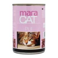Hrana umeda pentru pisici, Maracat, adult, carne de pui, 410g
