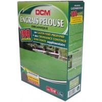 Ingrasamant gazon DCM, granule, 1.5 kg
