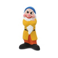 Figurina pitic mofturos, din ceramica, decoratiune gradina, H 35 cm