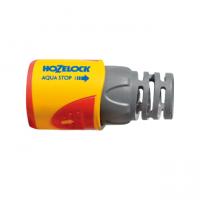 Conector furtun Hozelock, cu AquaStop, plastic, 1/2 - 5/8 inch
